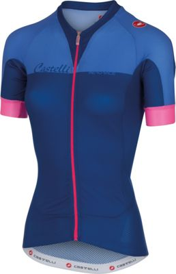 Maillot Castelli Aero Race FZ Femme SS16