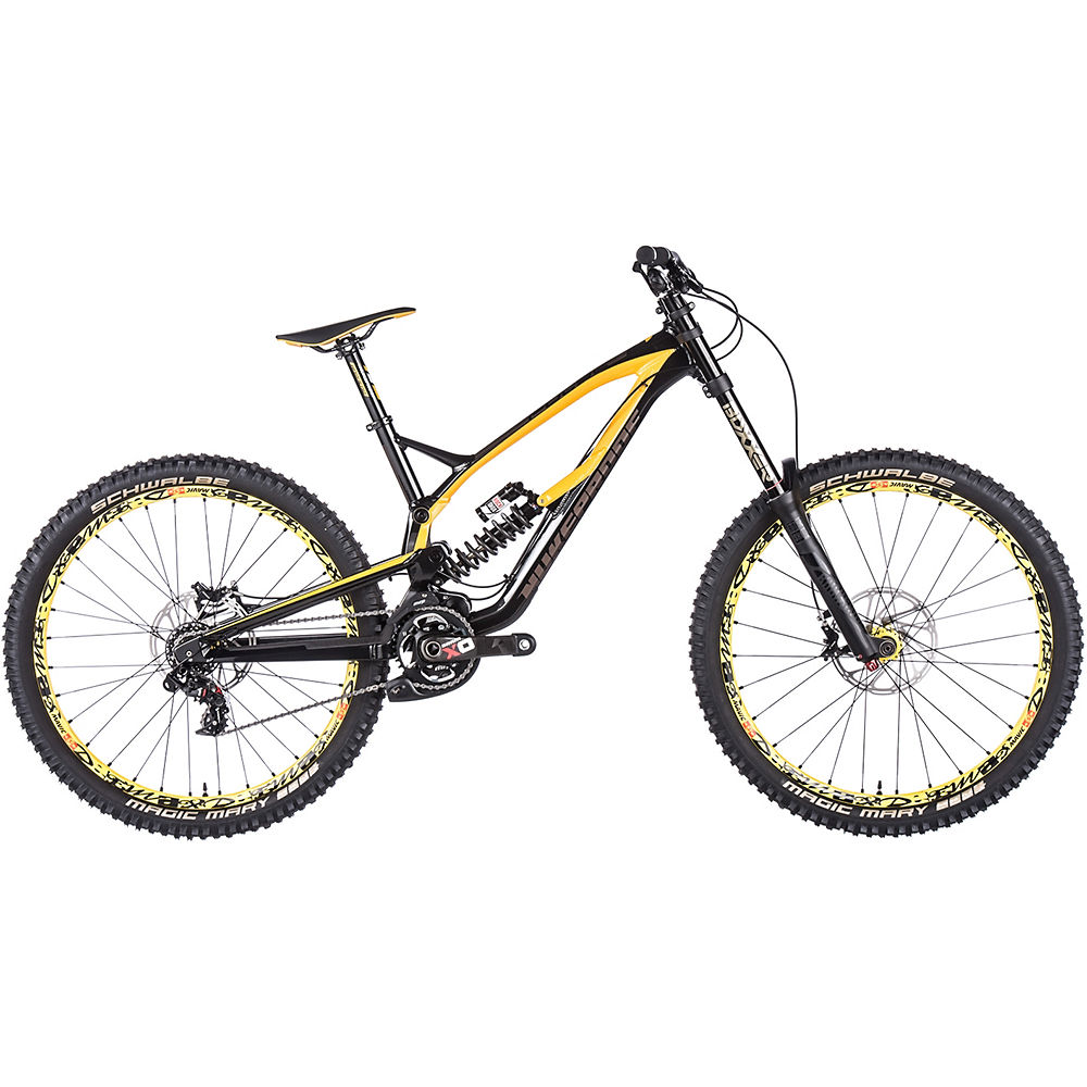 Bicicleta de descenso Nukeproof Pulse Team 2017