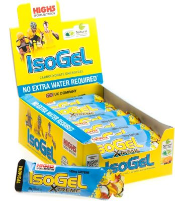 Nutrition High5 IsoGel Xtreme 60ml x 25