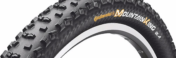 Continental Mountain King II MTB Tyre - Wire Bead | Chain Reaction ...