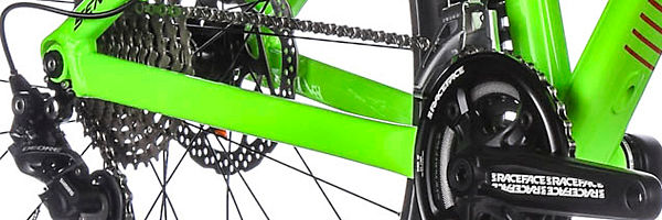Vitus Sentier with Quality Components