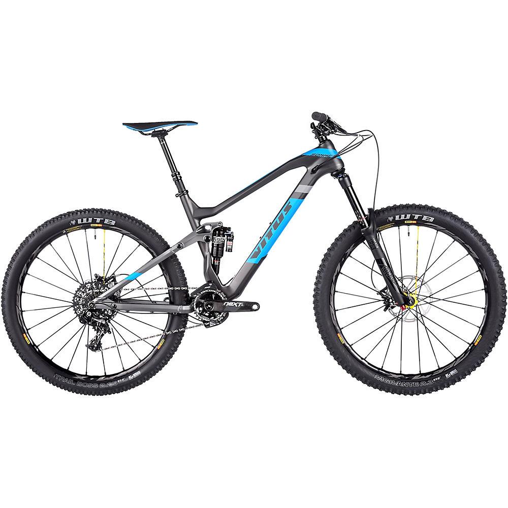 Bicicleta de suspensión Vitus Sommet CRX (carbono Sram X1 1x11) 2017
