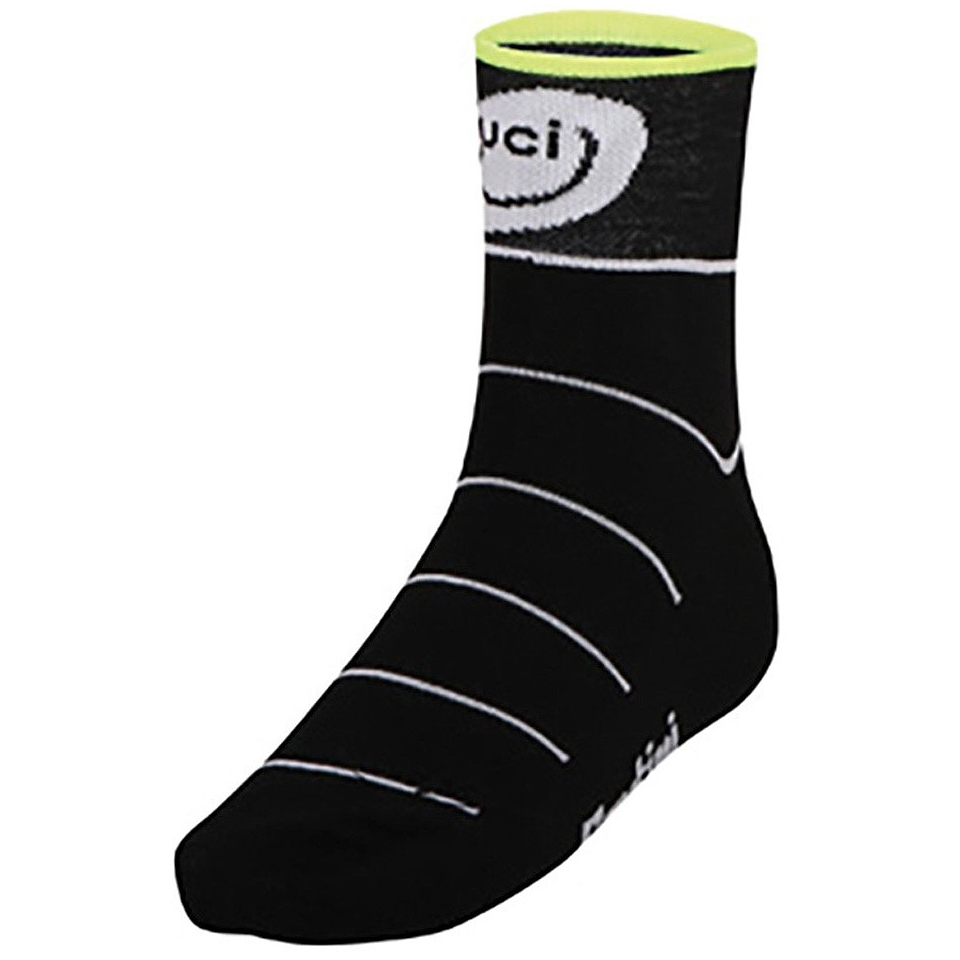 Santini UCI Rainbow Fashion Line Coolmax Socks 2016 on PopScreen ca9c1cf9b
