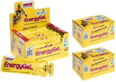 Gels énergétiques High5 - Pack de 3 boites - Banane