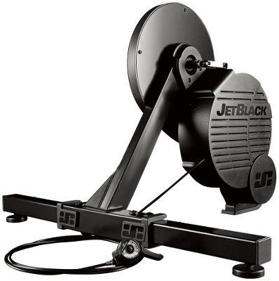 Turbo Trainers Jet Black Whisperdrive Direct Drive + app