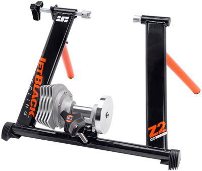 Turbo Trainers Jet Black Z2 Fluid + app