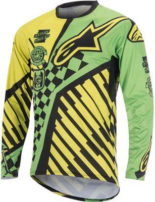 Maillot Alpinestars Sight Speedster à manches longues 2016
