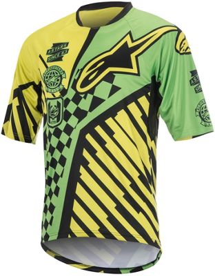 Maillot Alpinestars Sight Speedster 2016