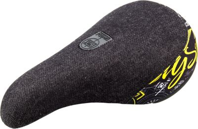 Selle BMX pivotante Stay Strong Denim Fat