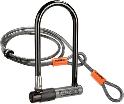 Antivol Kryptonite KryptoLok Series 2 Std U-Lock & Cable