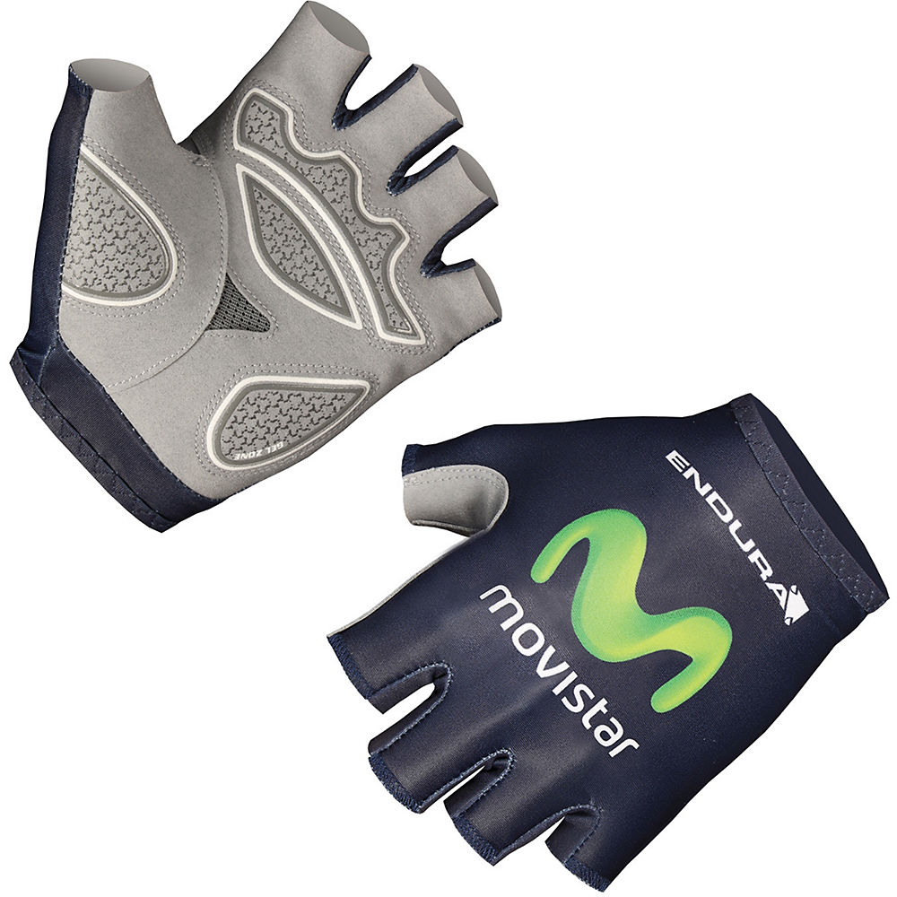 Guantes Endura Movistar Team 2016