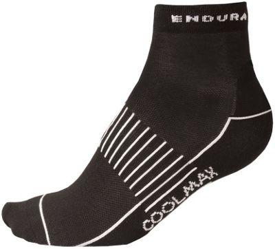 Chaussettes Endura Coolmax Race II - pack de 3 2017