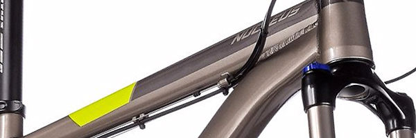 Vitus Bikes Nucleus 275 VRS Hardtail Bike with a Lightweight Alloy Frame