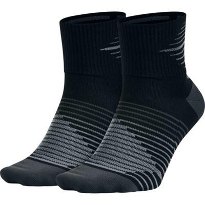 Chaussettes Nike Dri-FIT Lightweight - Pack de 2 AW16