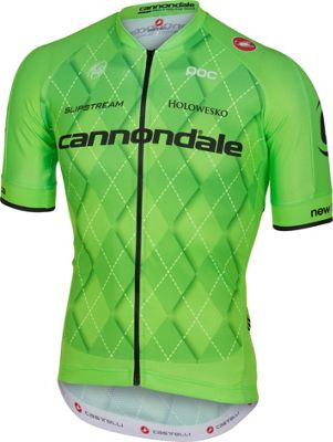 Maillot Castelli Cannondale Team 2.0 2016