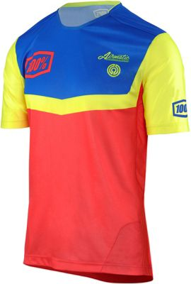 Maillot 100% Airmatic Fast Times SS17