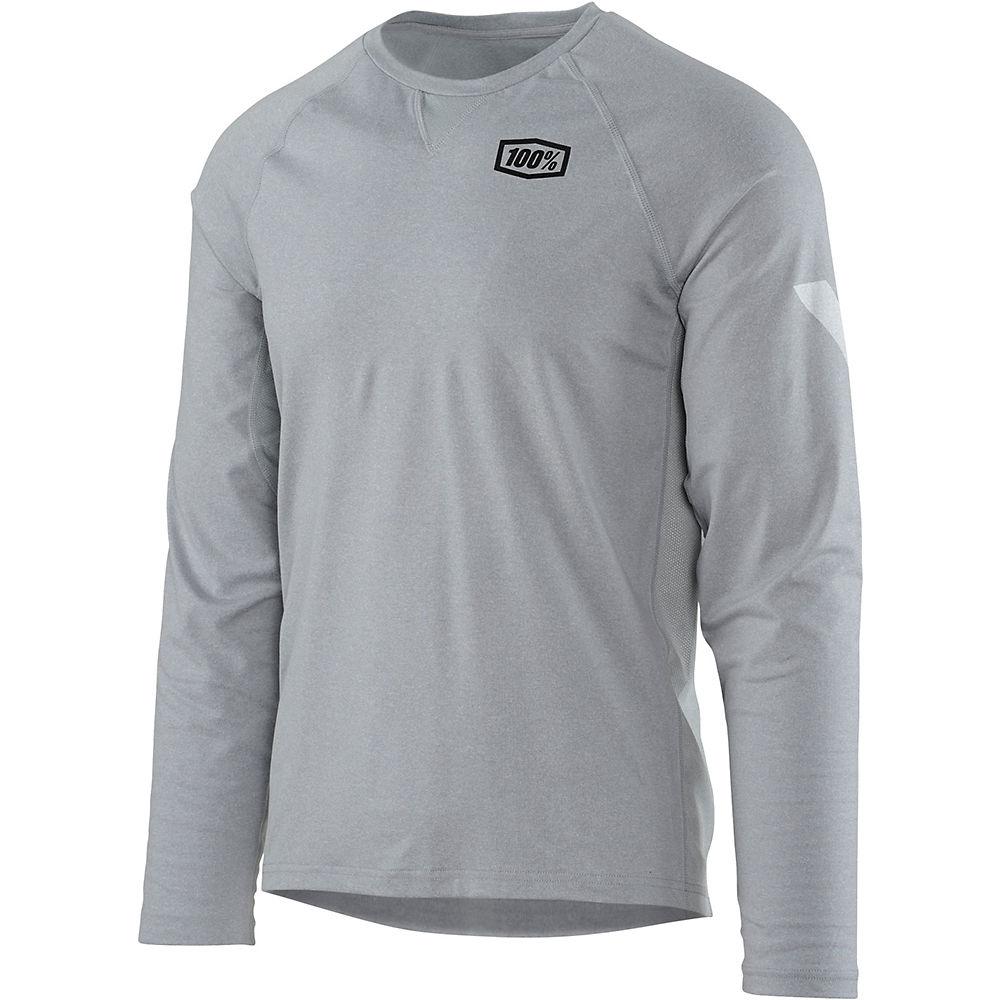 Camiseta de manga larga 100% Meter Tech SS17