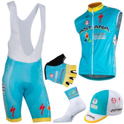 Maillot Nalini Astana 2016