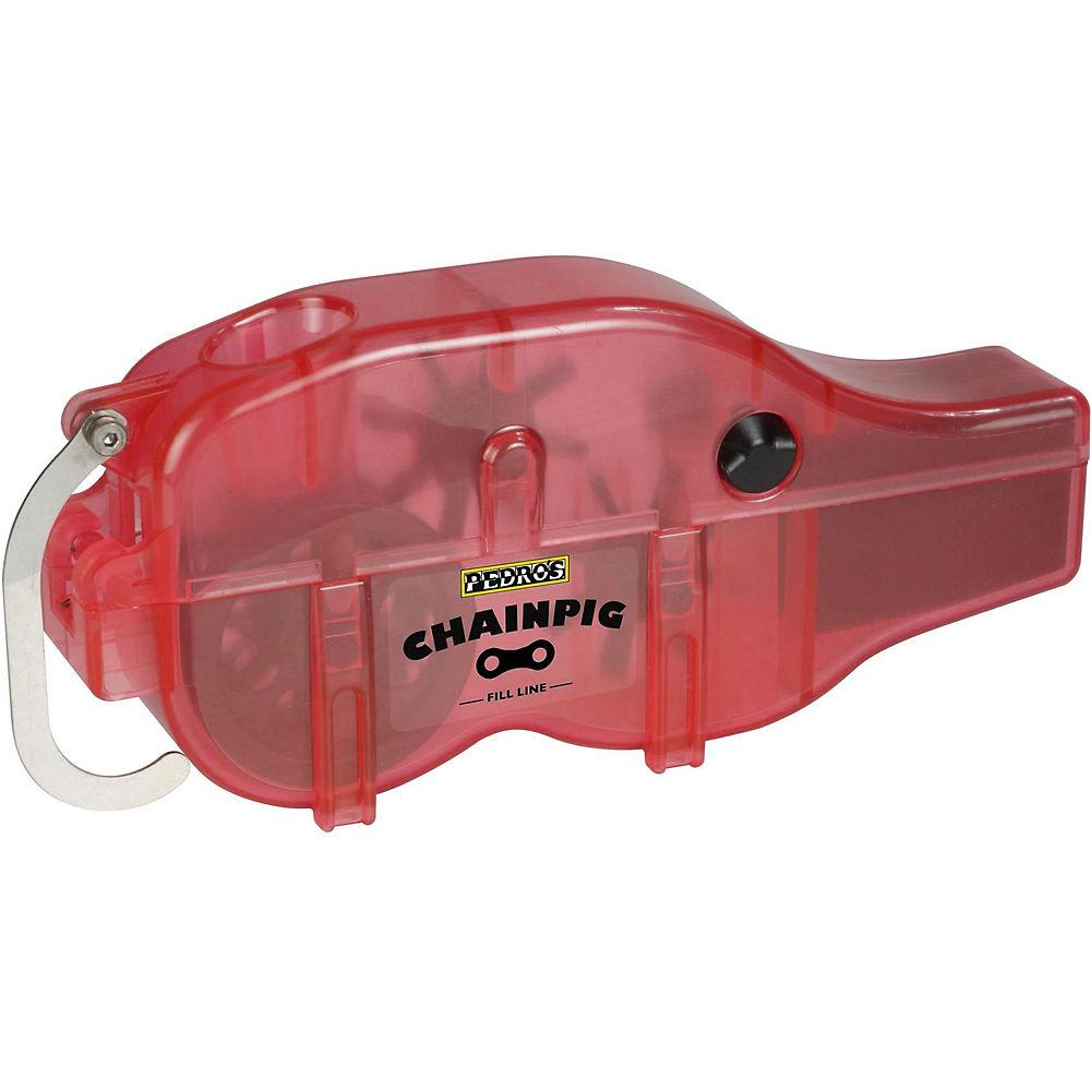 Kit de limpieza de cadena Pedros Chain Pig Machine