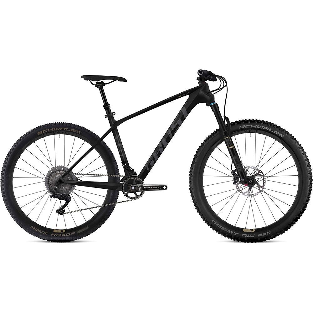 Bicicleta rígida de carbono Ghost Asket 8 2017