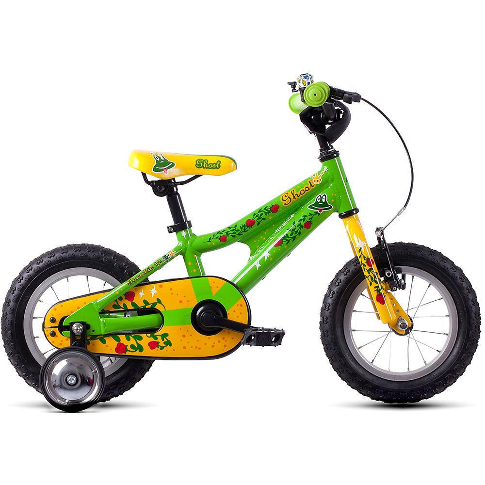 """Bicicleta de niña Ghost Powerkid 12"""" 2017"""