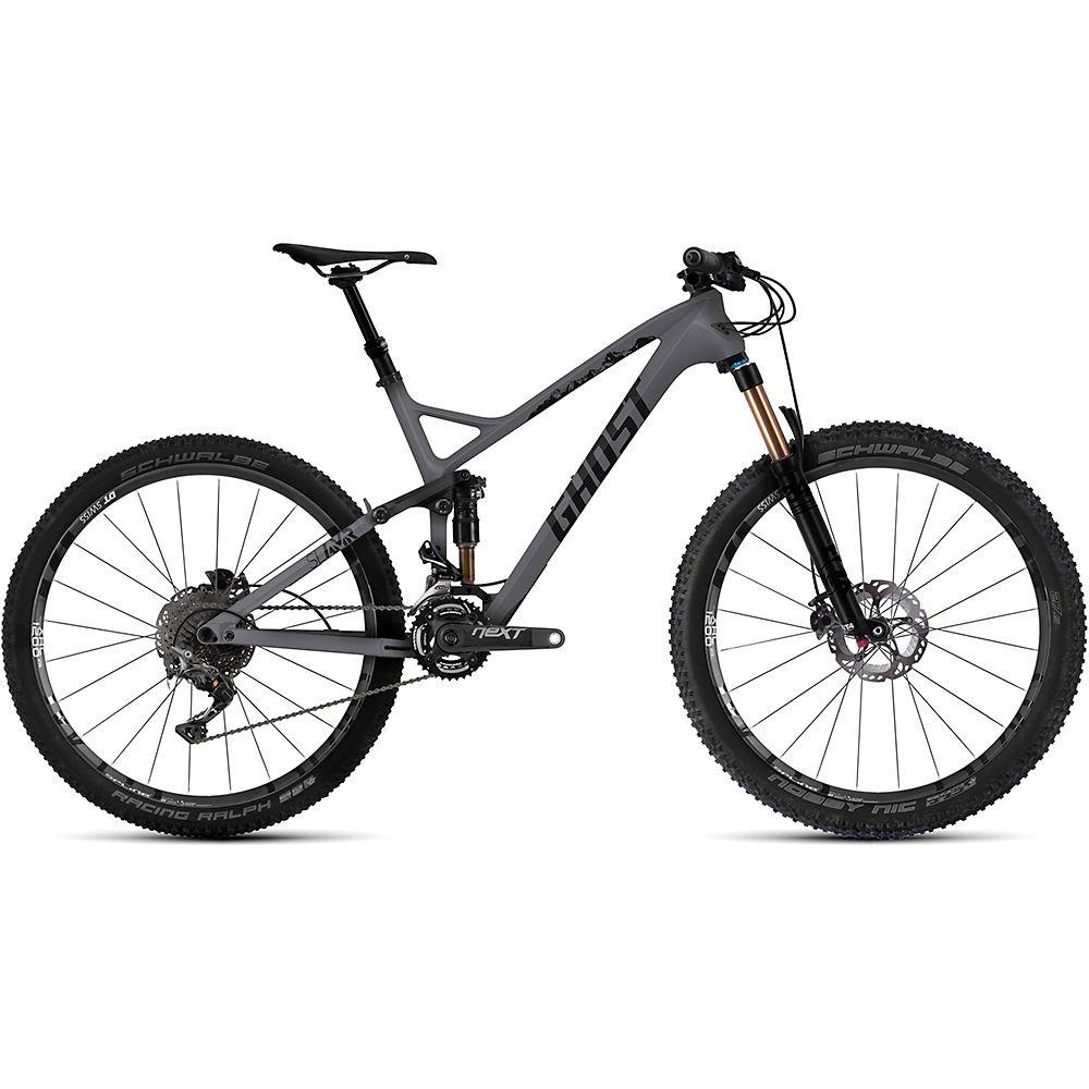 Bicicleta de suspensión de carbono Ghost SL AMR 9 2017