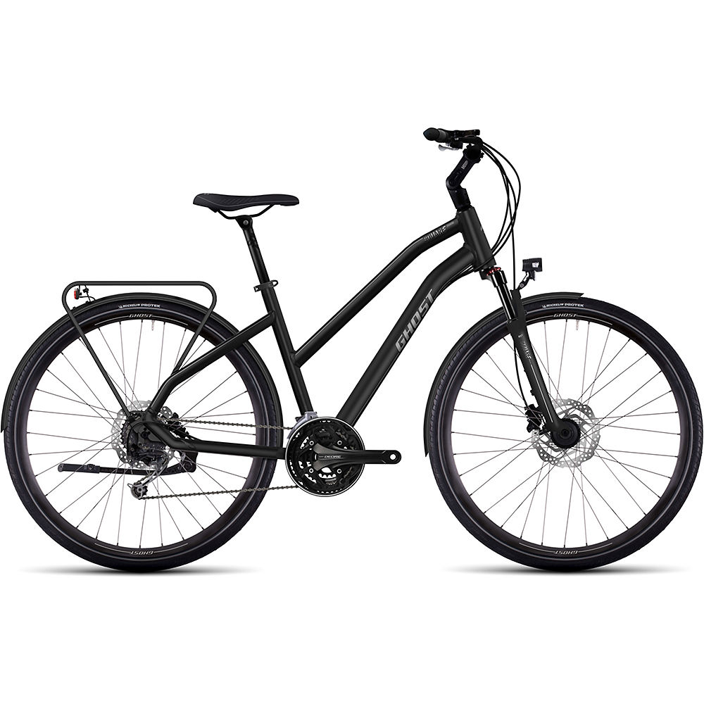 Bicicleta urbana de mujer Ghost Square Trekking 6 2017