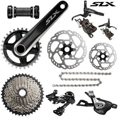 Groupe complet Shimano SLX 1x11