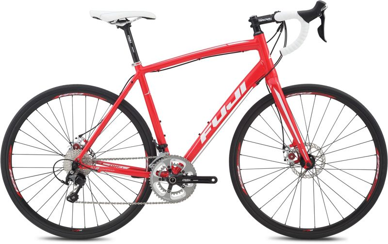 Fuji Sportif 1.1 D Road Bike 2015