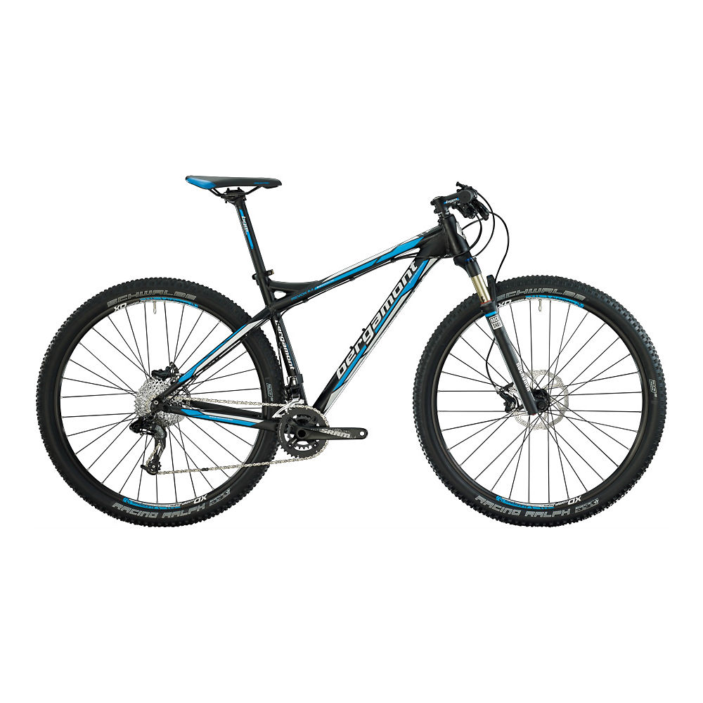 Bergamont Revox 8.3 Hardtail Bike 2013 Review