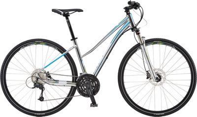 Vélo de ville GT Transeo 2.0 Femme 2016