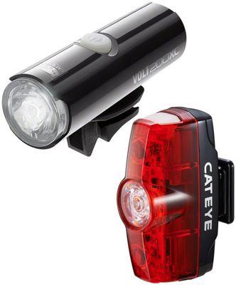 Kit d'éclairages Cateye Volt 200 XC Rapid Mini