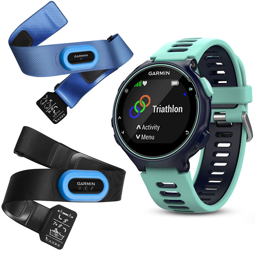 garmin forerunner 735xt tri bundle at cycling bargains. Black Bedroom Furniture Sets. Home Design Ideas