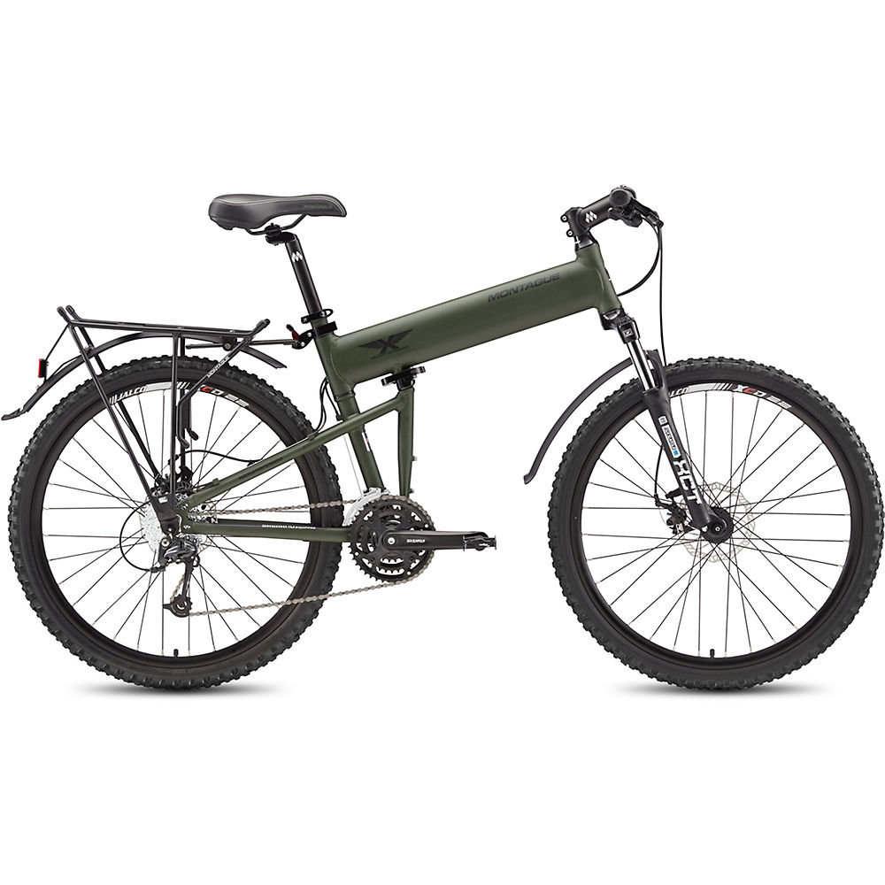 Bicicleta plegable Montague Paratrooper 2017