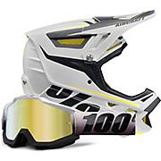 100 Aircraft DH Helmet & Goggle Bundle