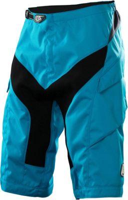 Shorts Troy Lee Designs Moto Cyan 2015