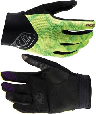 Gants VTT Troy Lee Designs Ace Jaune 2015
