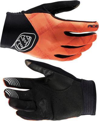 Gants VTT Troy Lee Designs Ace Neon Orange 2015