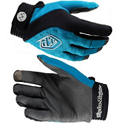 Troy Lee Designs Sprint Gloves Hex Cyan