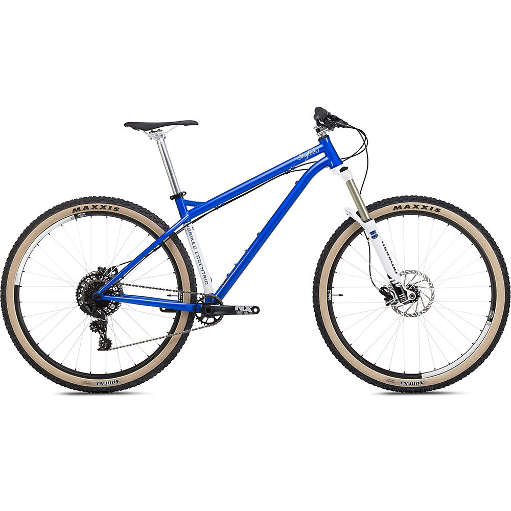 "Bicicleta rígida NS Bikes Eccentric Cromo 29"" 2017"