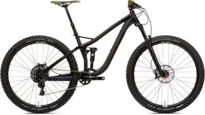 VTT NS Bikes Snabb Plus 1 Suspension 2017