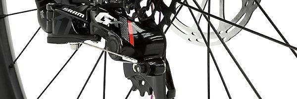 NS Bikes Snabb Plus 1 Downhill Suspension Bike with SRAM 11-Speed Gears