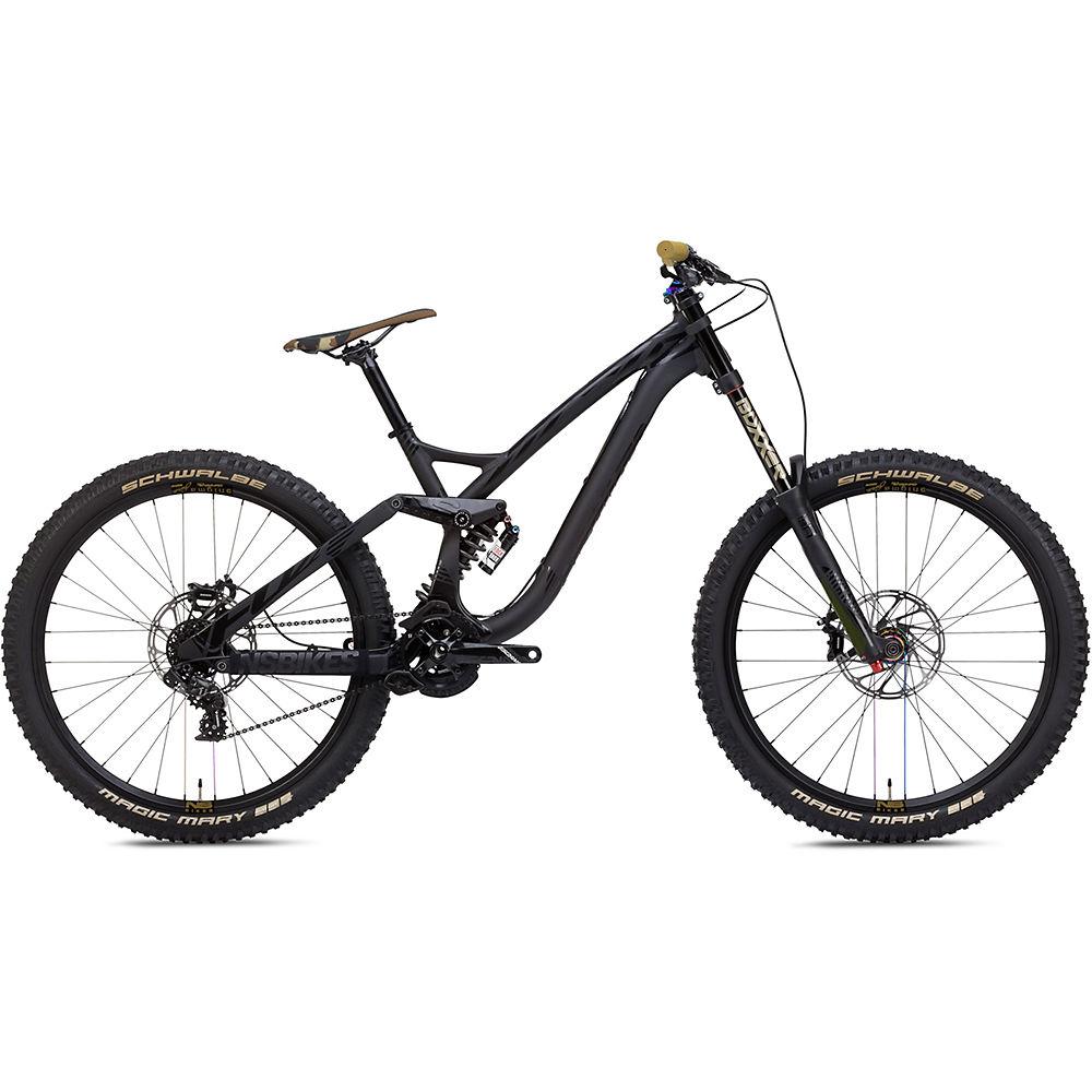 Bicicleta de descenso NS Bikes Fuzz 1 2017