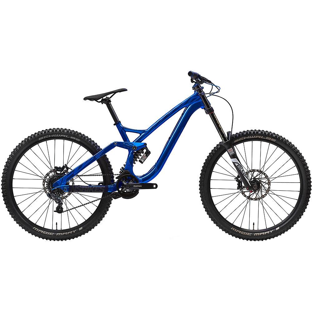 Bicicleta de descenso NS Bikes Fuzz 2 2017