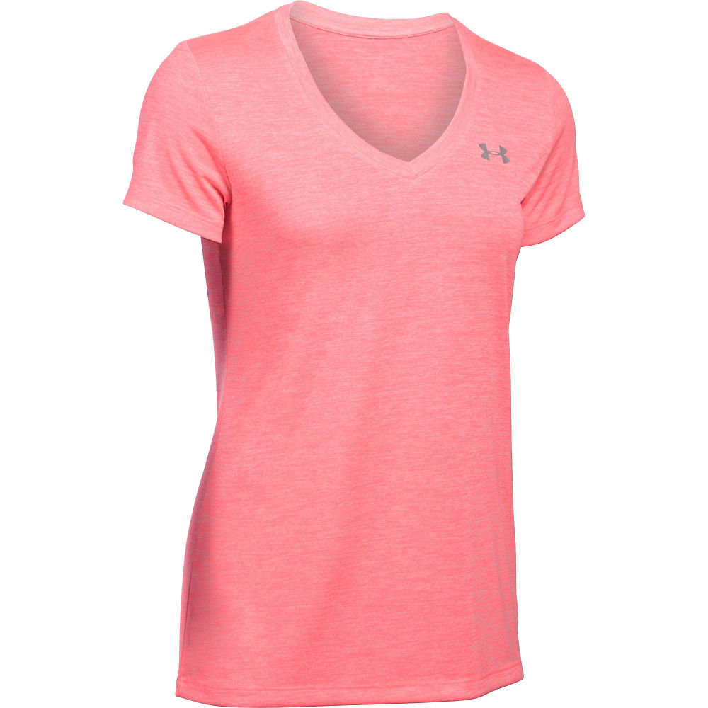 Camiseta de mujer Under Armour Tech SSV (Twist) AW16