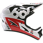 661 Comp Helmet - Black-Red 2017