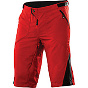 Troy Lee Designs Ruckus Shorts Twill Red 2015