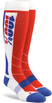 Chaussettes 100% Hi-side Performance Moto