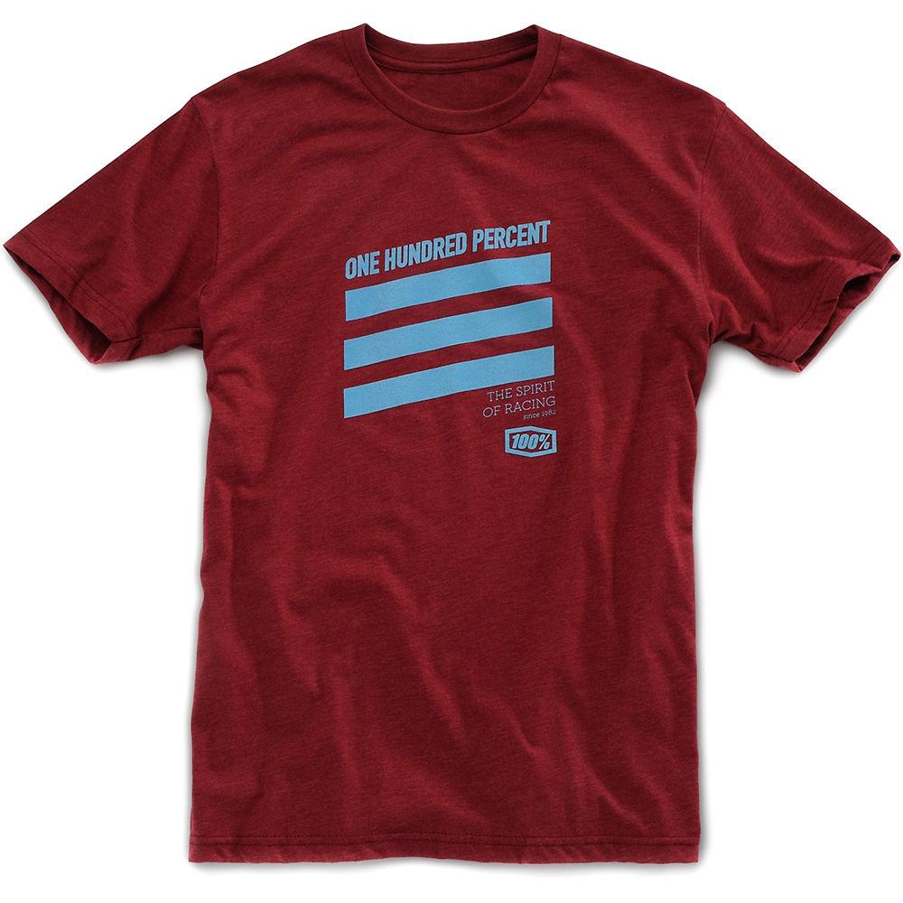 Camiseta 100% Percuss SS17