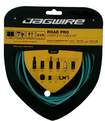 Cables Jagwire Road Pro + freins